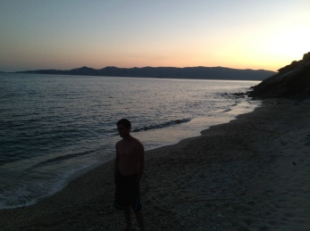 Igor in Greece 2013