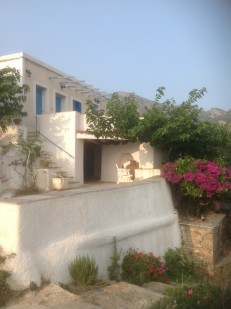 Villa at Karystos In Euboea, Greece